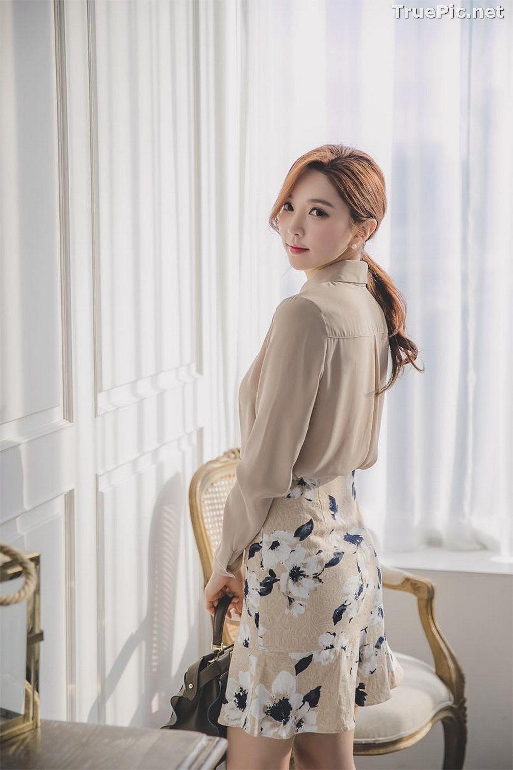 Image Korean Beautiful Model – Park Soo Yeon – Fashion Photography #8 - TruePic.net - Picture-5