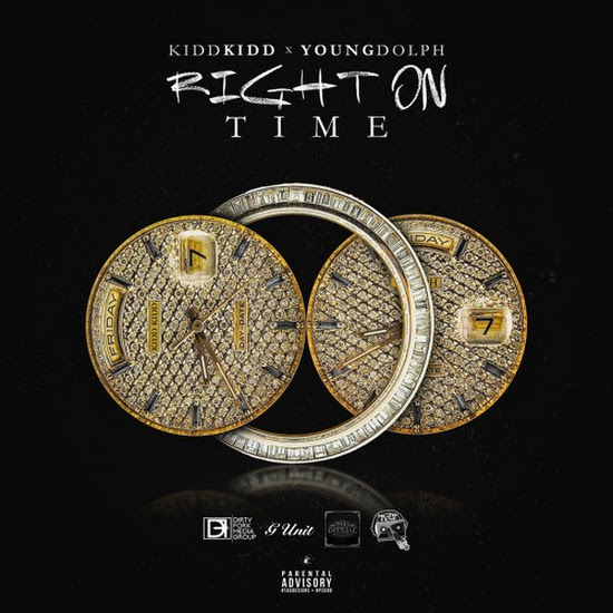Kidd Kidd - Right On Time (Feat. Young Dolph)