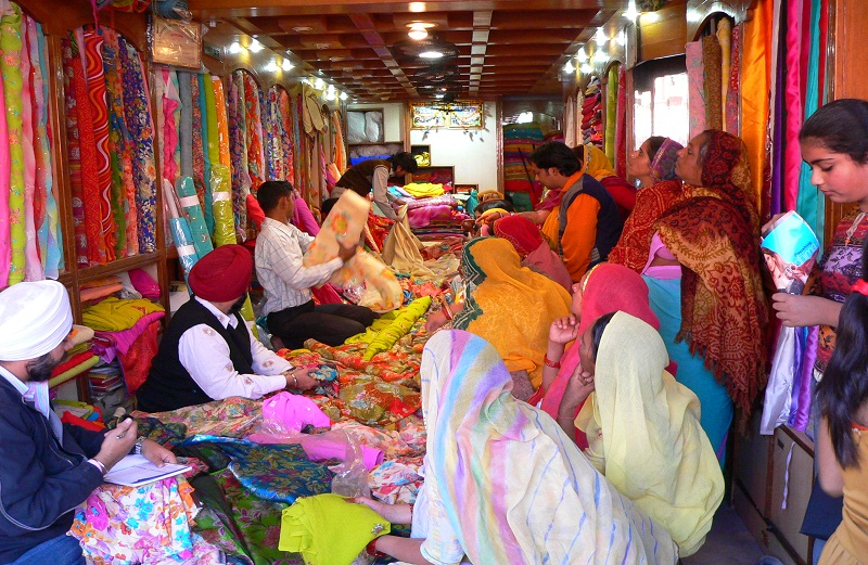 Markets in Jaipur