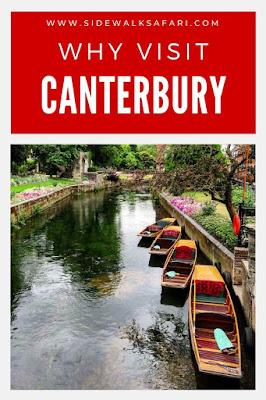 Why Visit Canterbury England