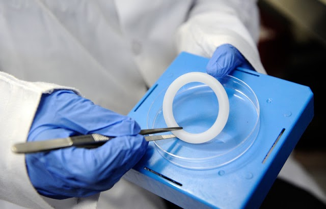 #Health,#TrueNews: An experimental vaginal ring to reduce risk of HIV  infection and not only to prevent pregnacy