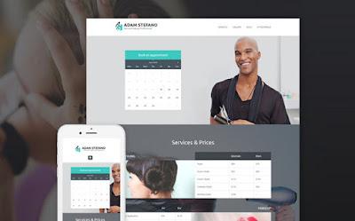 Best Stylish Website Theme