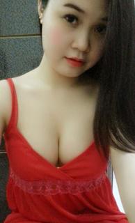 Ảnh Lê Thị Kim Liên khoả thân khoe hàng xinhgai.biz