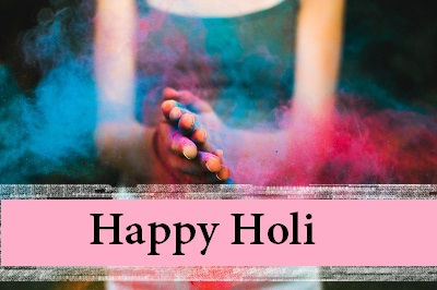 Happy Holi wishes and messages 2021