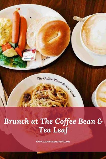 The Coffee Bean & Tea Leaf review