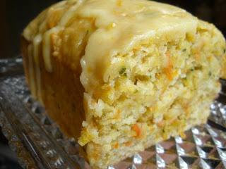 Orange Zucchini Bread – Easy, Inexpensive And Extremely Delicious!