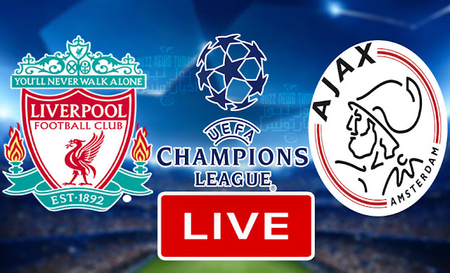 Live Streaming Match Liverpool vs Ajax In Champions League