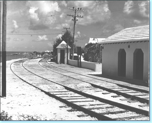 Bermuda History Bermuda Railway Gallery