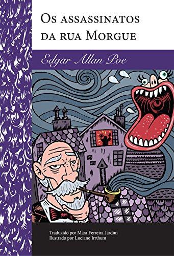Os assassinatos da Rua Morgue (Clássicos de bolso) - Edgar Allan Poe