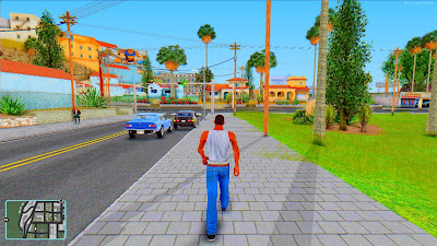 GTA San Andreas Remastered Mod For Pc
