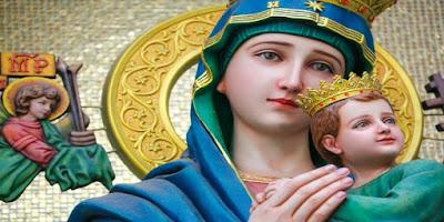 imagem de Nossa Senhora do Perpétuo Socorro