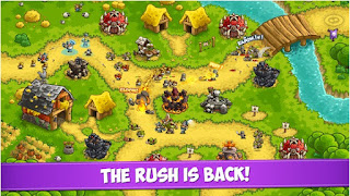 Download Kingdom Rush Vengeance Mod Apk Data  Kingdom Rush Vengeance 1.5.8 Mod Apk Data (Unlocked Heroes) Terbaru