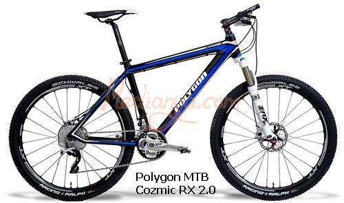 Daftar Harga Sepeda Polygon 2013