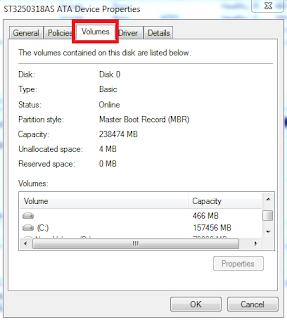 3 Cara Cek Kapasitas Hardisk Laptop Dan Komputer Paling akurat