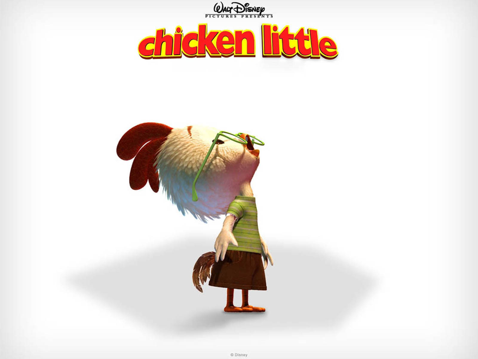 The Egypt Game Movie Wallpapers Chicken Little Wallpapers