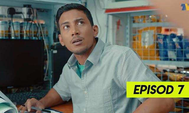Drama Tak Sempurna Mencintaimu Episod 7 Full