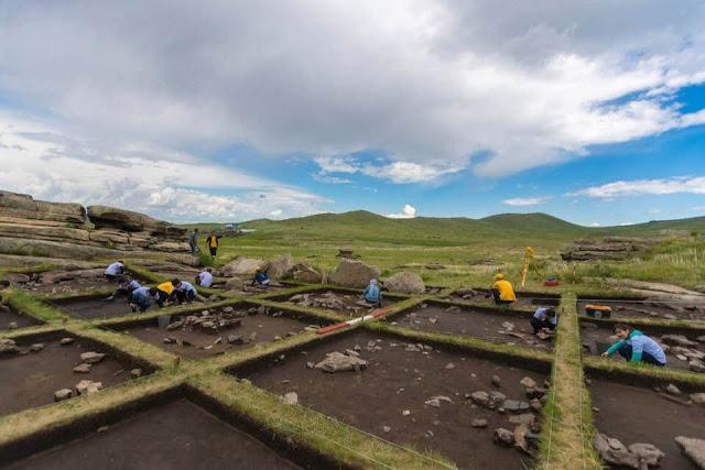 3,000-year-old Saka settlement discovered in Kazakhstan