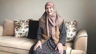 مريضة بالضغط والقلب..ثمانينية تركية تتغلب على كورونا