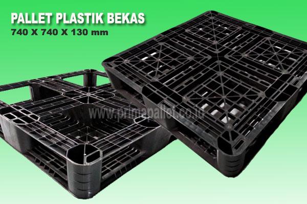 Jual Pallet Plastik Bekas Murah Harga Mulai Rp 95.000,-