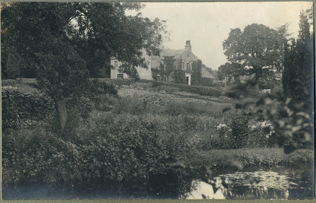 The vicarage Buckland Newton (now called Buckland Newton Place)