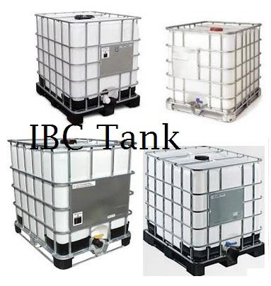 Jasa Cuci IBC, ISO Tank di Indonesia