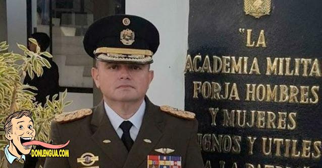Informan la desaparición del Teniente coronel Freddy Mogollón