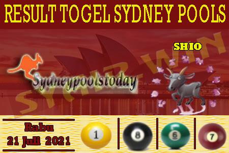 Syair Win Sydney Rabu 21 Juli 2021