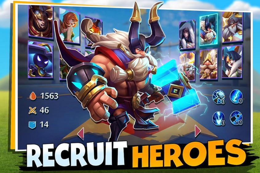 [FREE] Download Castle Clash: New Dawn for Android