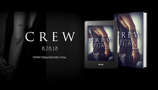 Interview and Review of Crew (Crew #1) by Tijan