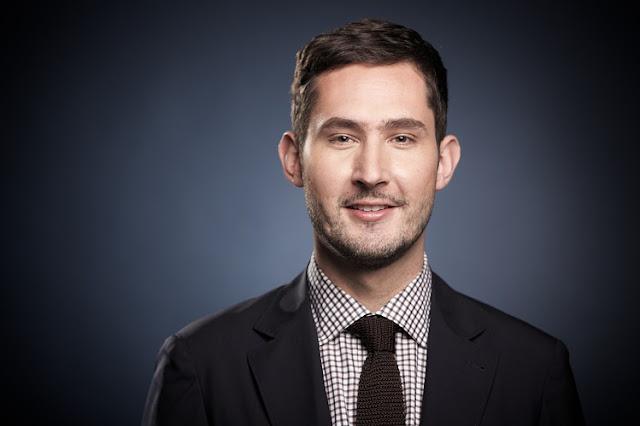 كيفن سيستروم مؤسس إنستغرام قد يكون المدير التنفيذي الجديد لتيك توك