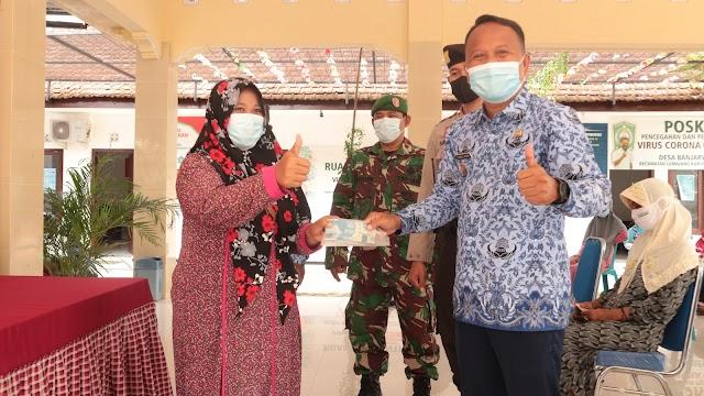 Penyaluran BLT DD Tahap 9 Desa Banjarwaru