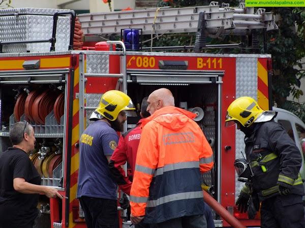 El Servicio Insular Contra Incendios y Salvamento Urbano atendió en 2020 un total de 1.229 incidencias