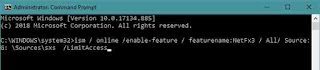 Error Code 0X800F081F in Windows 10