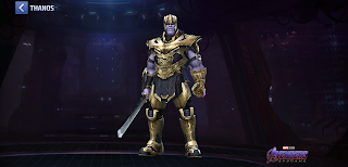 Uniform Thanos