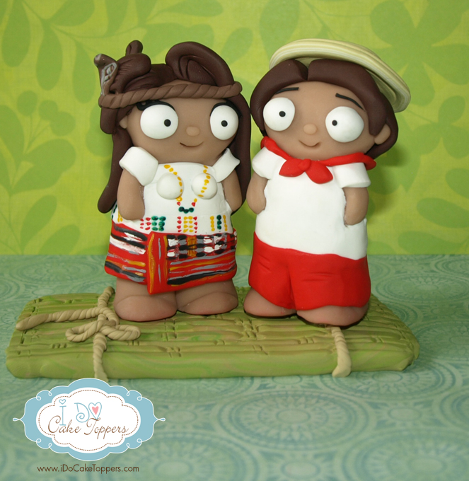 filipino wedding cake toppers i do cake toppers 14238