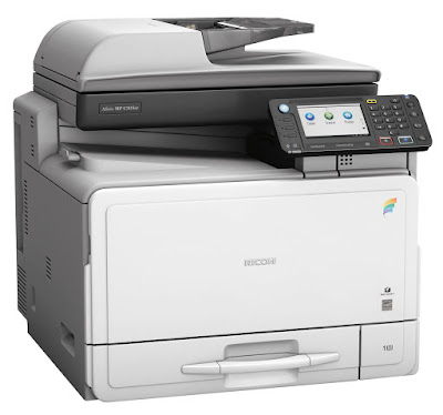 Ricoh Aficio MP C305SPF Printer Driver Download