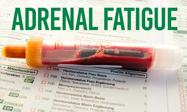 how to cure adrenal fatigue