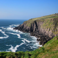 Photos of Ireland: Views of the Sea on Slea Head Drive in Dingle