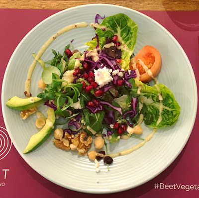 Beet Vegetariano - Dec 2017