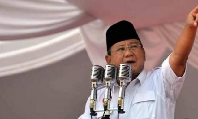 Ini Instruksi Prabowo buat Para Pendukungnya