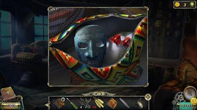 вытаскиваем рубины и маску в подушке в игре тьма и пламя 3 темная сторона