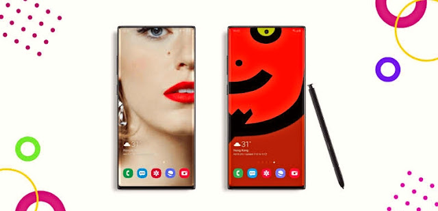 Samsung Galaxy Note 10 Plus – Design and Features