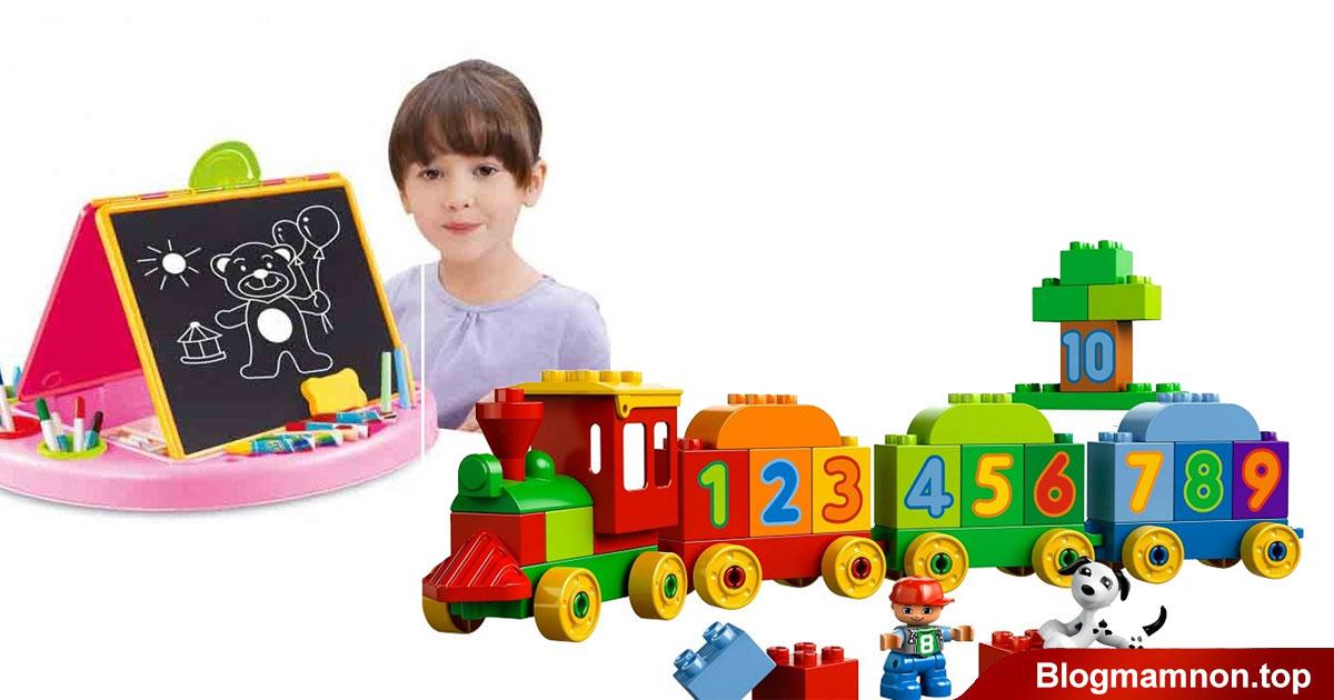 Những nguyên tắc căn bản khi chọn đồ chơi học tập cho bé
