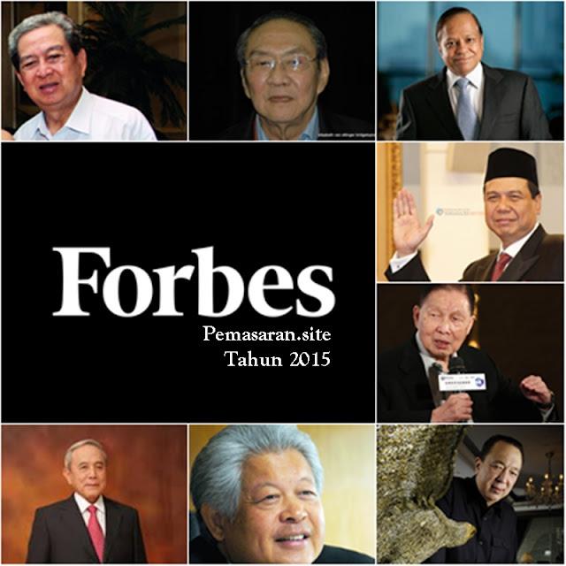 Orang Terkaya di Dunia Berasal dari Indonesia 2015
