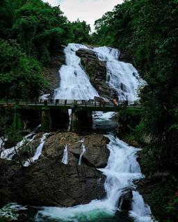 charpa waterfalls