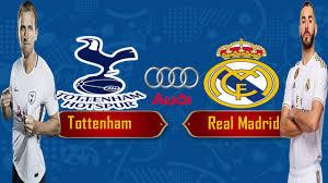 مشاهدة مباراة ريال مدريد وتوتنهام بث مباشر بتاريخ 30-07-2019 كأس أودي