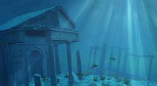 kota hilang Atlantis
