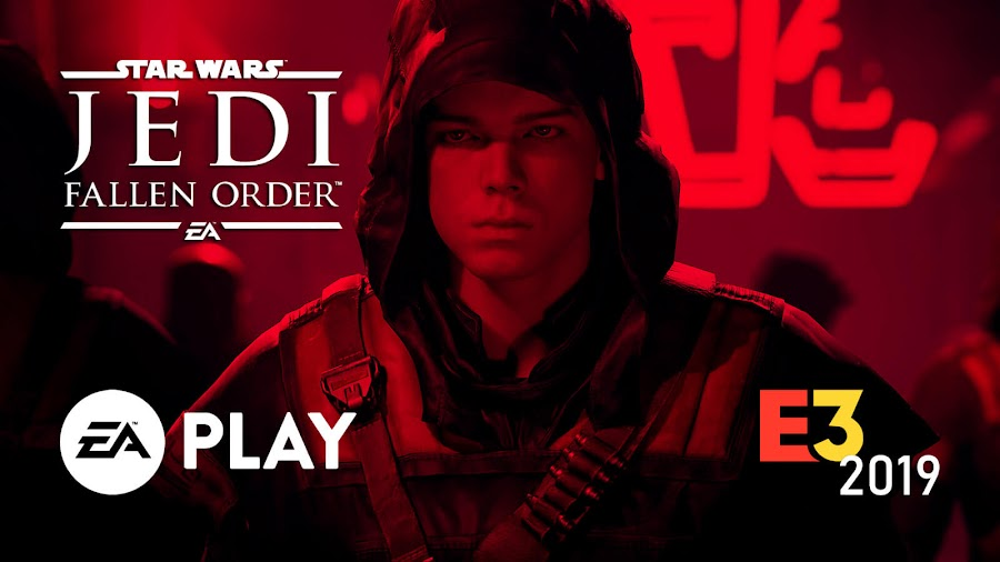 star wars jedi fallen order gameplay reveal ea play e3 2019 respawn