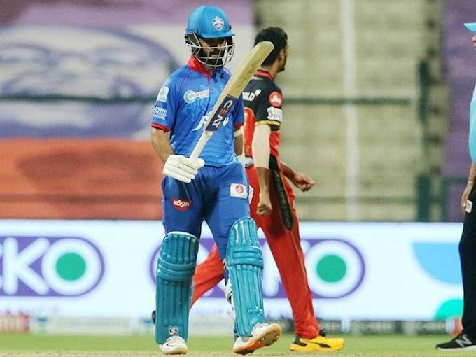 IPL 2020 55th Match DC vs RCB Highlights: दिल्ली ने बेंगलुरु को 6 विकेट से हराया