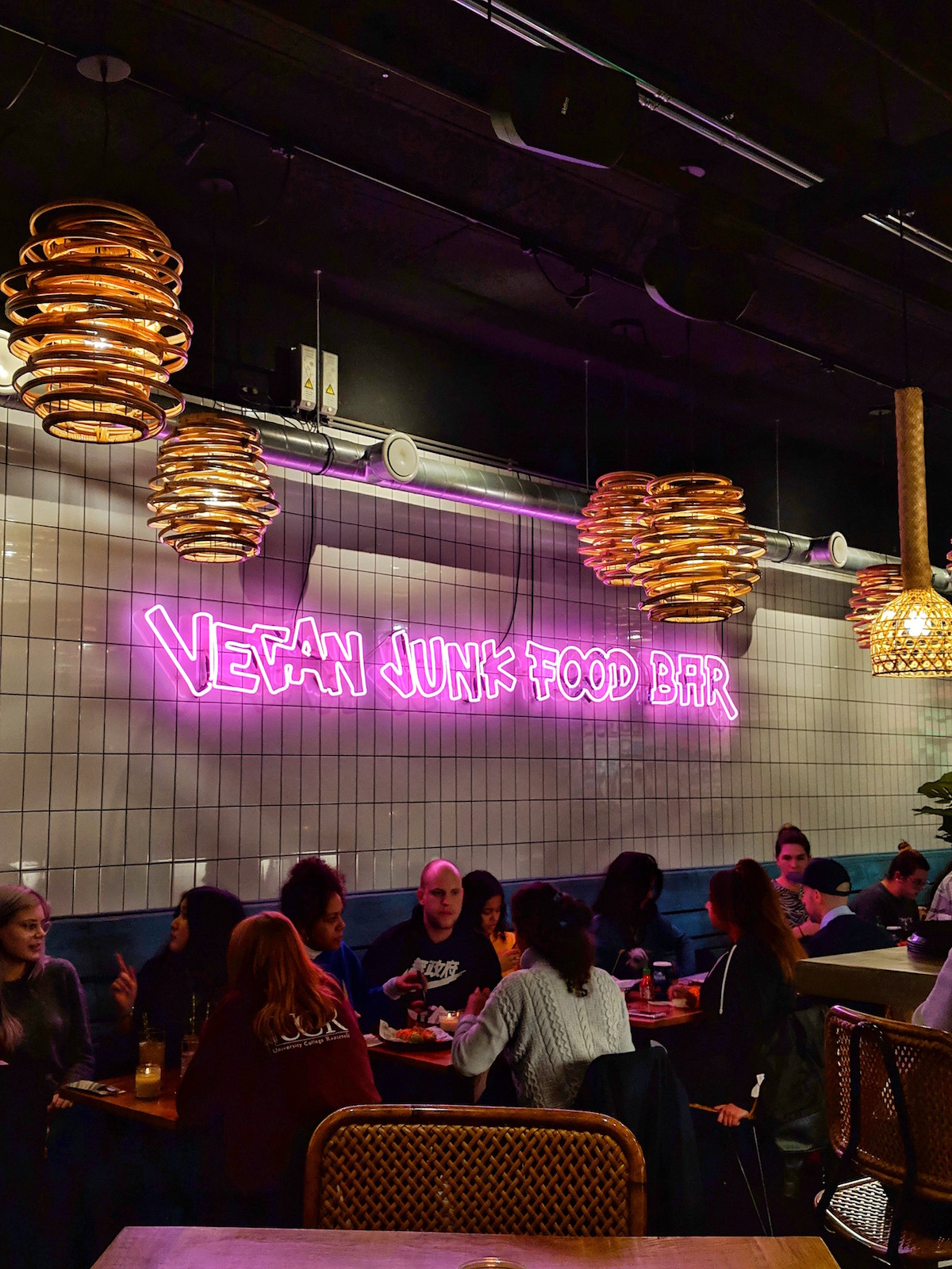 Vegan Junk Food Bar Amsterdam Review